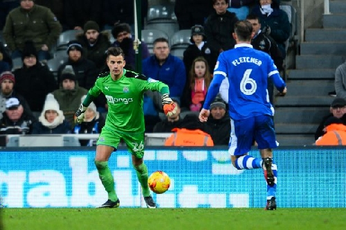 Karl Darlow watch: Newcastle may lack creativity without Shelvey, but boast serious depth in goal