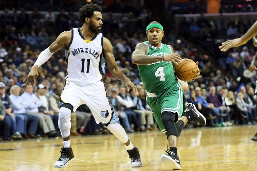 Game preview: Memphis at Boston