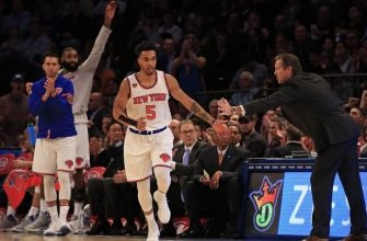 New York Knicks: Jeff Hornacek Encouraging Courtney Lee To Shoot More