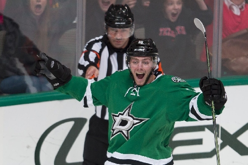 Stars Forwards Can't Stay Healthy