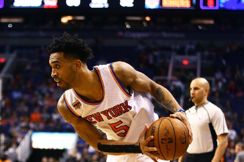 Knicks practice notes: Courtney Lee sat out with a sore wrist, expected to play Wednesday
