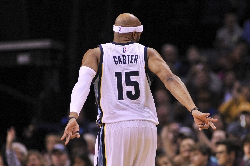 Vince Carter is Almost 40 and I Love It