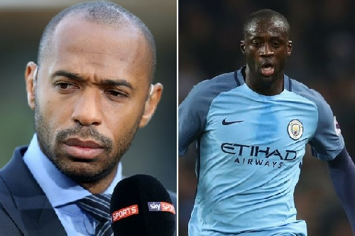Thierry Henry predicts Yaya Toure's future after Man City recall