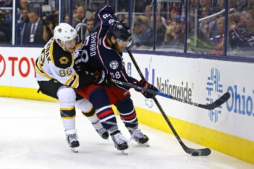 Bruins at Blue Jackets: Quick Takes