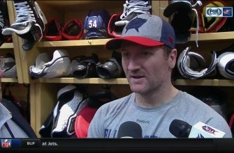 Blue Jackets' winning streak is fun for Scott Hartnell