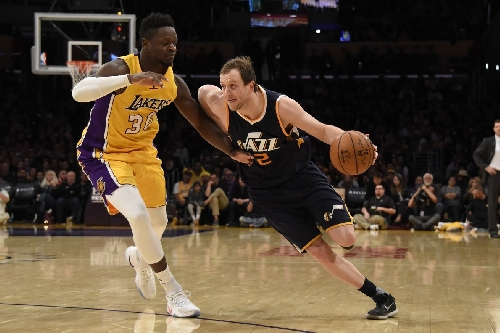 Utah Jazz 102 Los Angeles Lakers 100: Game Recap