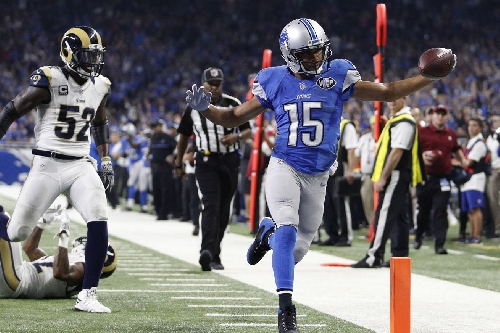"""Golden Tate Featured on Episode of """"Here's the Rub"""" and Discusses Detroit, Celebrations, Ice Cream, and Farts"""