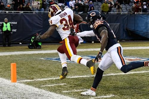 Skins Snaps & Stats: Redskins @ Bears