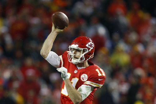 One QB gets the ball out faster than Alex Smith and it's Nick Foles