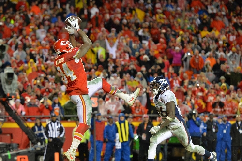 Chiefs' Dontari Poe has now scored against every AFC West team