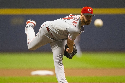 Chicago's Jose Quintana as a benchmark for an Anthony DeSclafani extension with the Reds