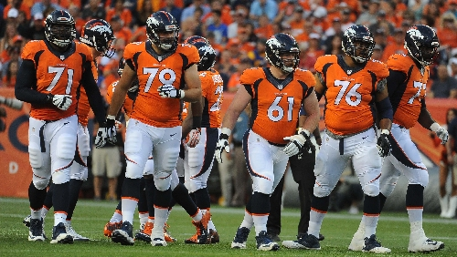 """Russell Okung, Donald Stephenson face uncertain futures with Broncos after """"up and down"""" play"""