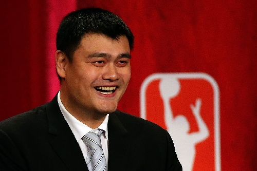 Rockets will retire Yao Ming's jersey February 3