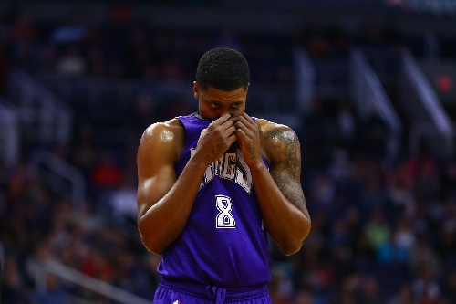 Rudy Gay out against Portland, listed as day to day