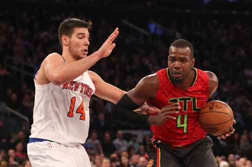 Game thread: Knicks at Hawks- 12/28/16
