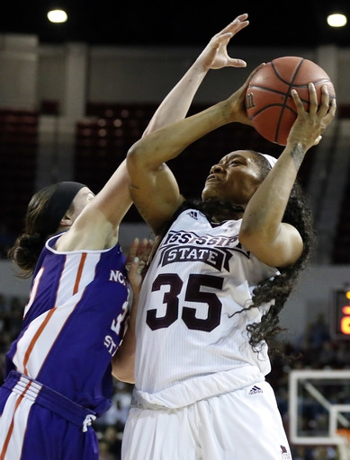 No. 5 Mississippi St beats Northwestern St 106-30 The Associated Press