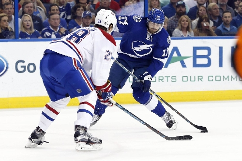 Canadiens vs. Lightning game recap: Sloppy defending costs the Habs a point