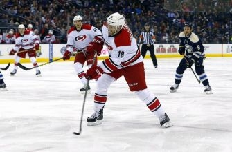 The Curious Case of the Carolina Hurricanes Jay McClement