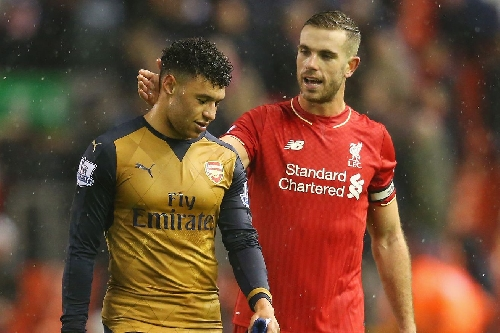 "Alex Oxlade-Chamberlain to Liverpool is ""Nonsense"""
