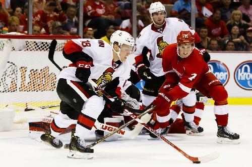 Full coverage, Game 36: Detroit Red Wings @ Ottawa Senators