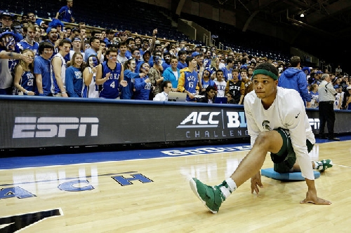 Miles Bridges (ankle) still progressing and 'getting closer,' but return remains down the line