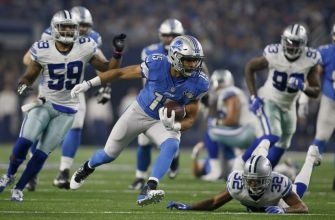 Golden Tate Quietly Cracks 1,000 Yards