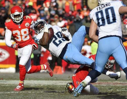 DeMarco Murray only wants win in Titans' season finale The Associated Press