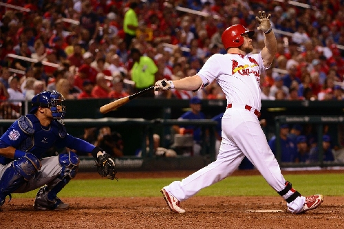 Another vote for bringing Brandon Moss back