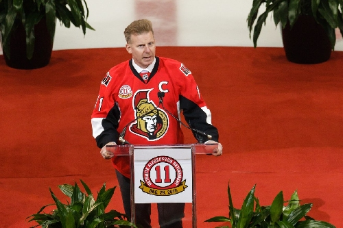 Ottawa Senators fall to Detroit Red Wings on Alfie night