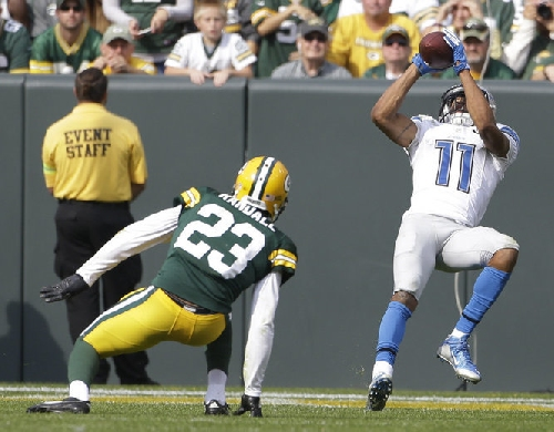 Where have you gone, Marvin Jones?