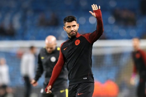 Sergio Aguero set for Liverpool return as Man City prepare for Anfield showdown