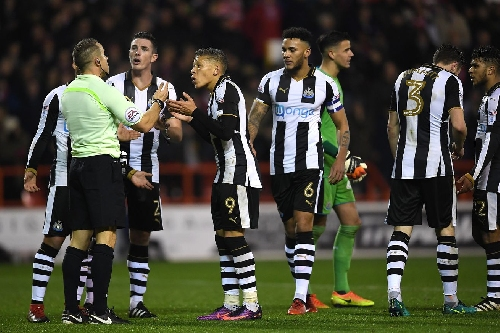 Newcastle United v Nottingham Forest- 2016 comes to an end at St James' Park