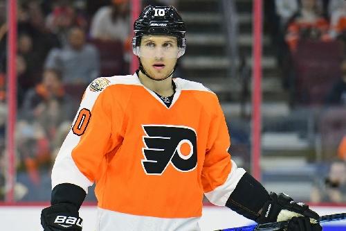 The Flyers have a Brayden Schenn problem