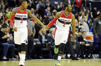 Washington Wizards' John Wall, Bradley Beal Show All-Star Support For Each Other On Twitter