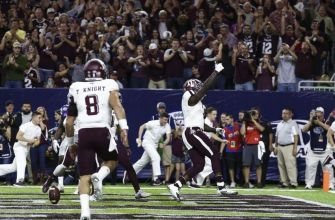 Aggies' trajectory after disappointing loss to Kansas State