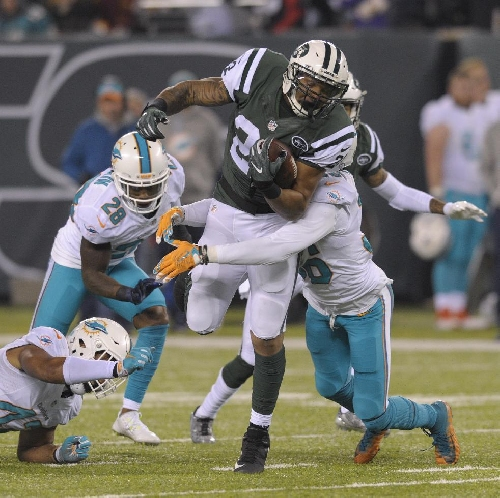 Forte out for Jets vs. Bills in season finale The Associated Press