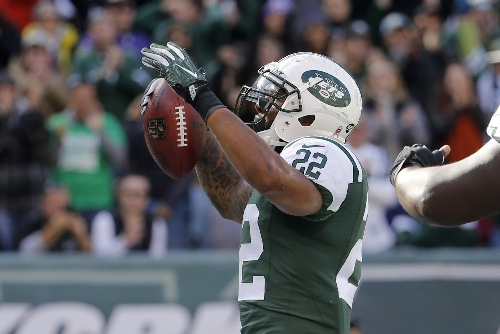Jets' place Matt Forte on injured reserve, promote CB Bryson Keeton