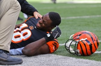 A.J. Green Misses 1000-yard Season for First Time