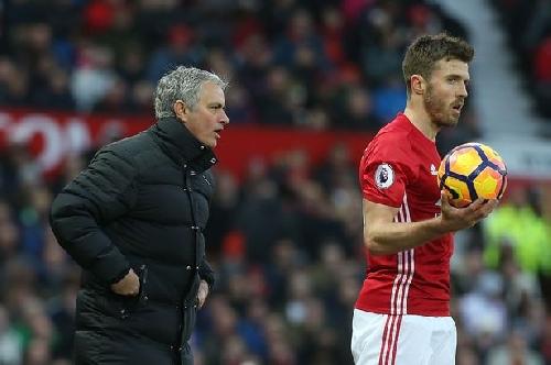 Michael Carrick misses Manchester United vs Middlesbrough through illness