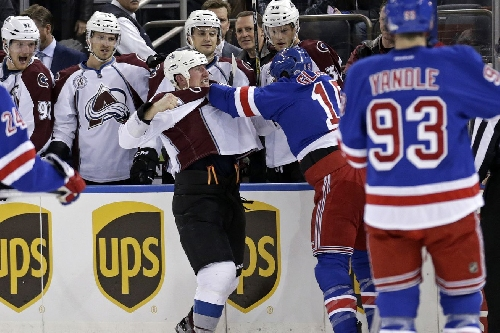 Game Preview: Avalanche kiss 2016 goodbye against Rangers