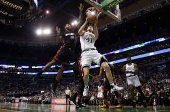 James Johnson is the Miami Heat's most versatile player