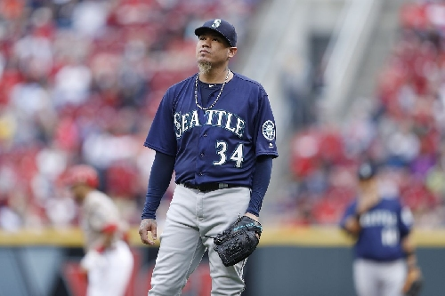 The worst Mariners starting pitching performances of 2016