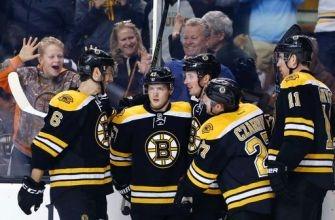 Bruins beat Sabres 3-1 on Bergeron, Schaller goals