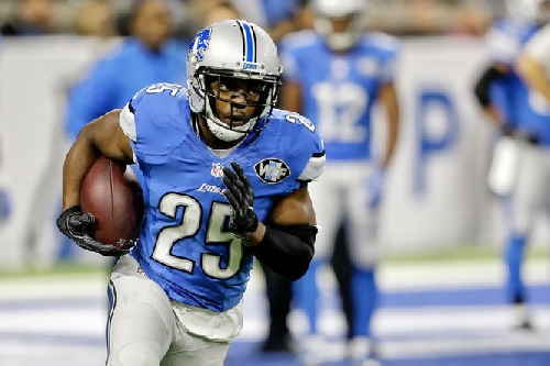 Lions RB Theo Riddick moved to IR, Riley Reiff questionable with hip