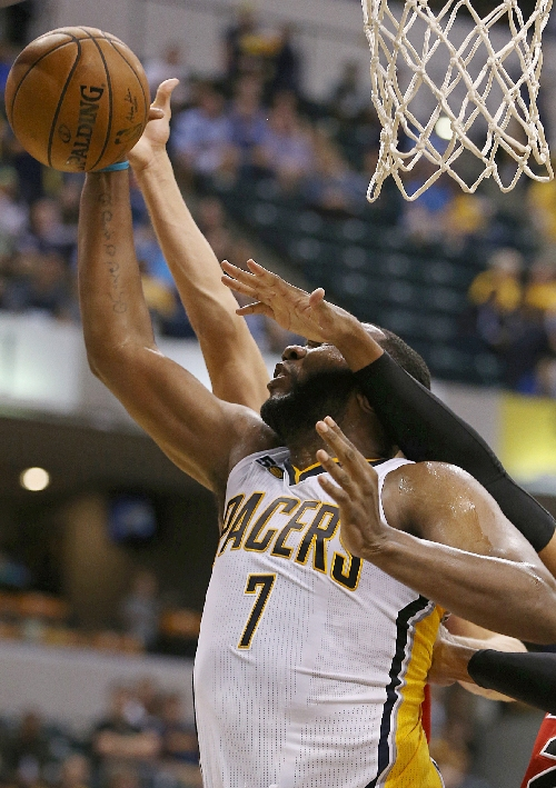 Foes have to adjust to try to handle Pacers' Jefferson