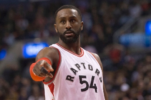 Patterson's injury forces changes for Raptors