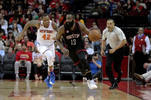 "Rockets 129, Knicks 122: ""It was fun while it lasted."""