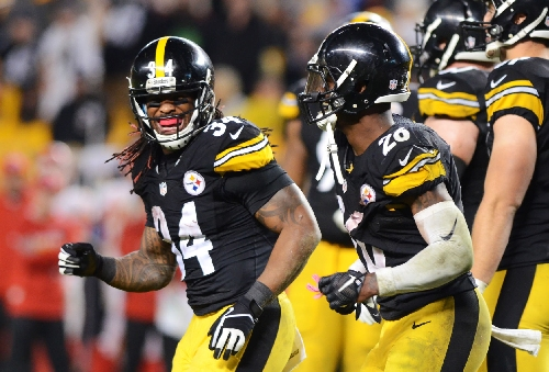 Steelers Week 17 GamePlay: Backup running backs vs. Cleveland's run D is the matchup to watch