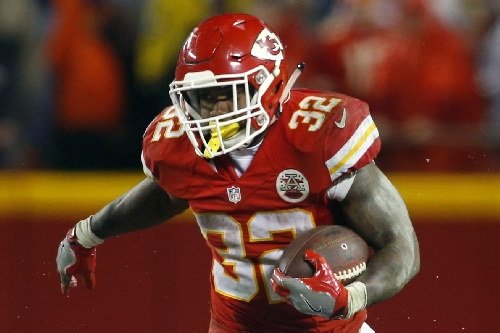 Fantasy football start/sit advice, Week 17: Spencer Ware looking to finish the season strong