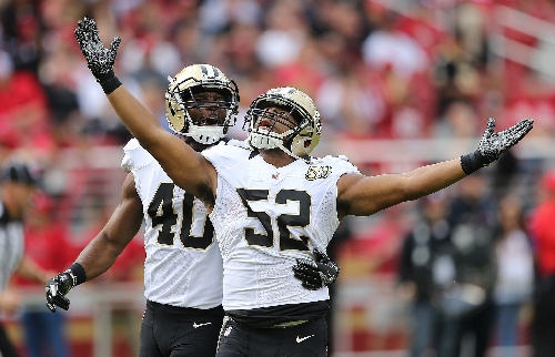 Saints linebacker Craig Robertson's NFL dreams nearly never came to fruition